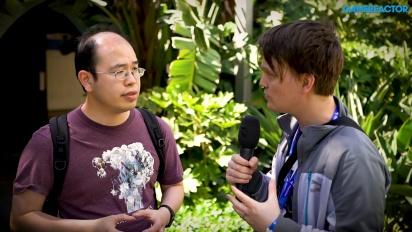 Pokémon Go - Entrevista a Ed Wu