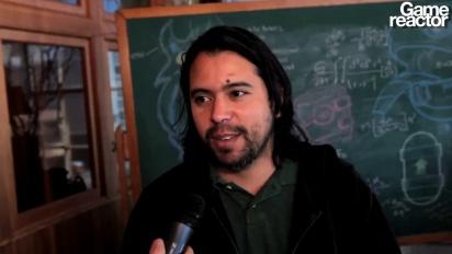 Quantum Conundrum - vídeo entrevista