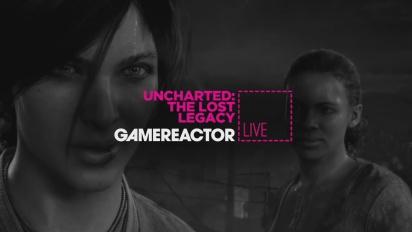 Uncharted: El Legado Perdido - Replay del Livestream