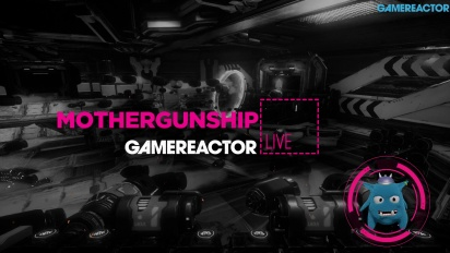 Mothergunship - Replay del Livestream