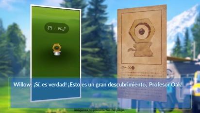Pokémon Let's Go - Nuevo Pokémon Meltan