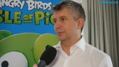 Angry Birds VR: Isle of Pigs - Entrevista a Tommy Palm