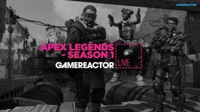 Apex Legends - Replay del livestream de la temporada 1