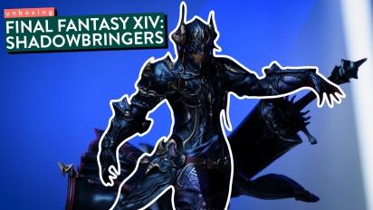 Final Fantasy XIV: Shadowbringers - Unboxing de la Edición Coleccionista