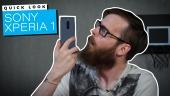 El Vistazo - Sony Xperia 1