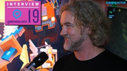 Minecraft Dungeons - David Nisshagen Interview