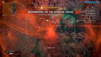 Apex Legends - Gameplay como Sombra en Lucha o Pesadilla