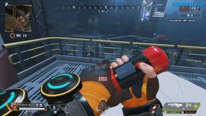Apex Legends - Gameplay con Derrota en Lucha o Pesadilla