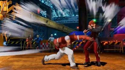 The King of Fighters XV - Yashiro Nanakase Character Trailer