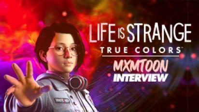 Life is Strange: True Colors - Entrevista con Mxmtoon