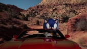 Sonic & All-Stars Racing Transformed  - Accidents Trailer