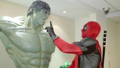 Deadpool - Deadpool Visits Marvel HQ Legal Trailer