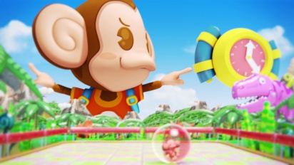 Super Monkey Ball for Playstation Vita