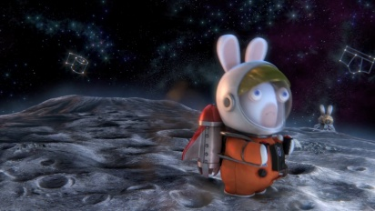 Rabbids Big Bang - Reveal Trailer