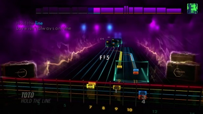 Rocksmith 2014 - Yacht Rock DLC Trailer
