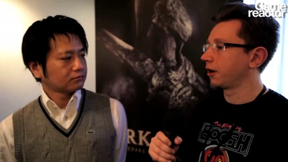 Dark Souls: Prepare to Die Edition - vídeo entrevista