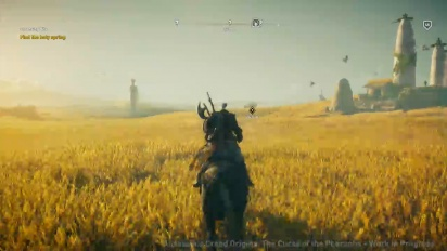 Assassin's Creed Origins - Curse of the Pharaohs Features