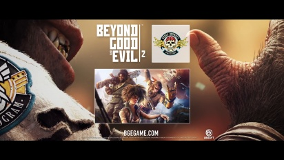Beyond Good & Evil 2 - Community Collaboration & HitRecord Announcement