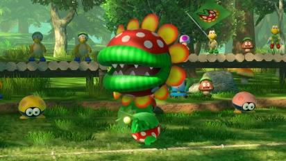 Mario Tennis Aces - Petey Piranha (Nintendo Switch)