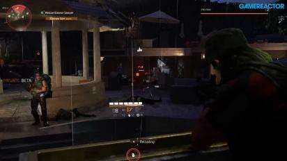 The Division 2 - Gameplay salvar a Eleanor (Parte 2)