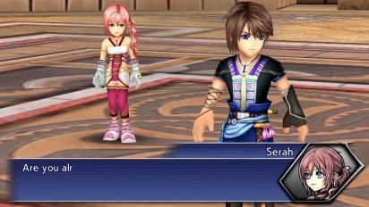 Dissidia Final Fantasy Opera Omnia - Noel Character Trailer
