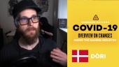 Gamereactor frente al Coronavirus: La vida de Dóri Out of the Office