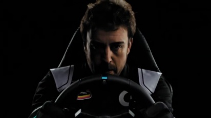 Logitech - Tráiler del Volante y Pedales de Carreras G923