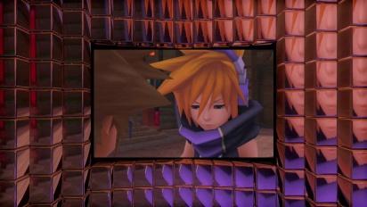 Kingdom Hearts 3D: Dream Drop Distance - TGS 11 Gameplay trailer