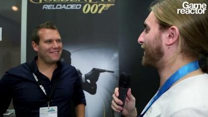 GC 11: Goldeneye 007 Reloaded - vídeo entrevista