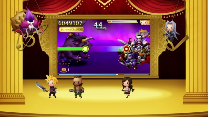 Theatrhythm Final Fantasy: Curtain Call  - Legacy of Music: Episode 3 Trailer