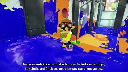 Splatoon - Presentación Nintendo Direct mayo 2015