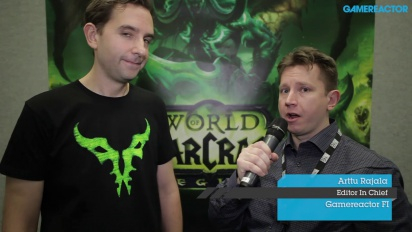 World of Warcraft: Legion - Entrevista con el diseñador jefe