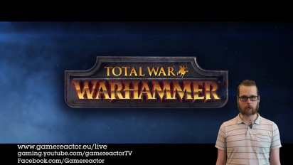 Total War: Warhammer - Anuncio del Livestream