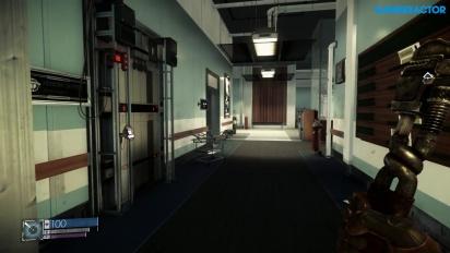 Prey - Gameplay exclusivo - Talos 1 Lobby (PC) - Clip 2