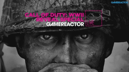 Call of Duty: WWII - Reveal Livestream Special
