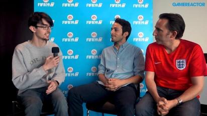 FIFA 19 - Entrevista a Matthew Prior y Kantcho Doskov