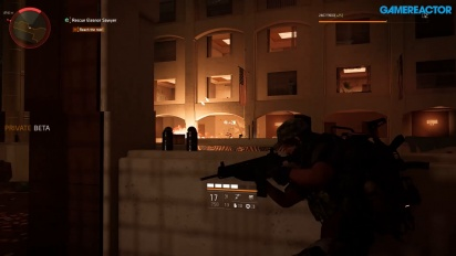 The Division 2 - Gameplay salvar a Eleanor (Parte 1)