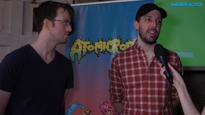 Atomicrops - Entrevista a Danny Wynne y Toby Dixon