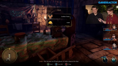Operencia: The Stolen Sun - Gameplay de la demo y entrevista