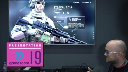 Caliber - Gamescom Presentation
