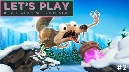 Let's Play - Ice Age: Una Aventura de Bellotas Episodio 2