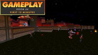 Doom 64 - Primeros 15 minutos Gameplay