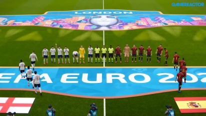 eFootball PES 2020 - UEFA Euro 2020 Inglaterra vs España