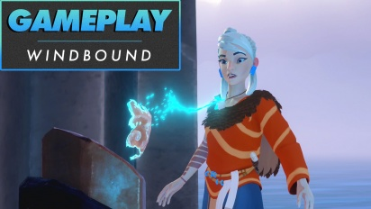Windbound - Gameplay exclusivo Capítulos 1 y 4