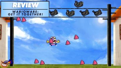 WarioWare: Get It Together - Review en vídeo