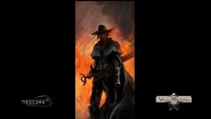 The Incredible Adventures of Van Helsing - Making of a Sketch Trailer