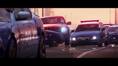 Need for Speed: Most Wanted - Demo Trailer