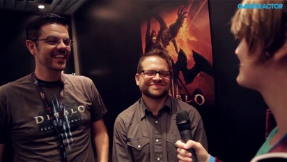 GC 13: Diablo III: Reaper of Souls - entrevista
