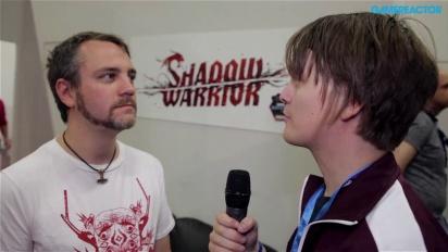 GC 13: Shadow Warrior - entrevista al guionista