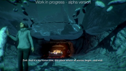 Dreamfall Chapters - Storytime gameplay